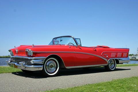 1958 Buick Limited Convertible zu verkaufen
