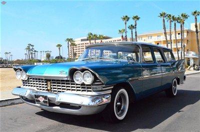 1959 Plymouth Custom Suburban Wagon zu verkaufen