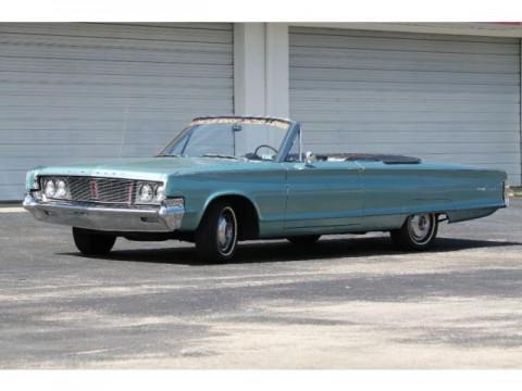 1965 Chrysler Newport Convertible zu verkaufen