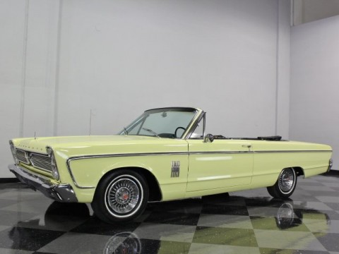 1966 Plymouth Fury III Convertible zu verkaufen