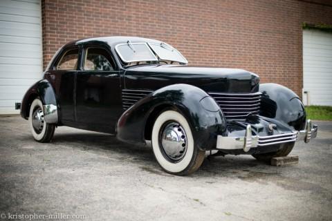1936 Cord 810 Westchester zu verkaufen