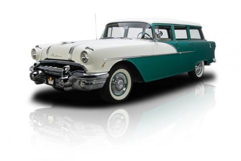 1956 Pontiac Chieftain Wagon zu verkaufen