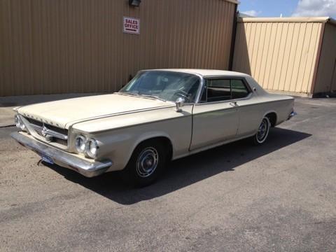 1963 Chrysler 300J zu verkaufen