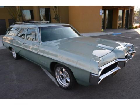 1967 Pontiac Catalina STW zu verkaufen