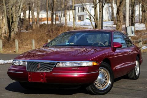 1995 Lincoln Mark VIII zu verkaufen