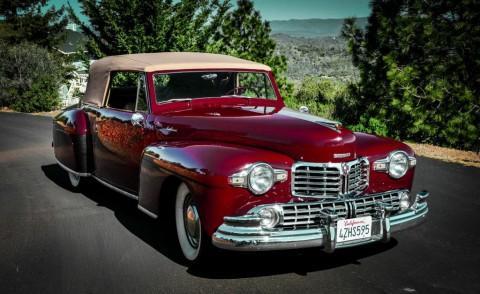 1948 Lincoln Continental Convertible zu verkaufen