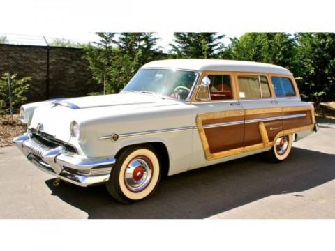 1954 Mercury Monterey Woody Wagon zu verkaufen