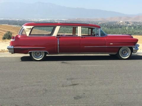 1956 Cadillac Broadmotor Station Wagon zu verkaufen