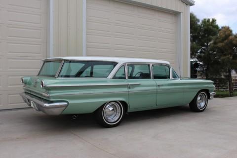 1960 Pontiac Catalina Safari Wagon zu verkaufen