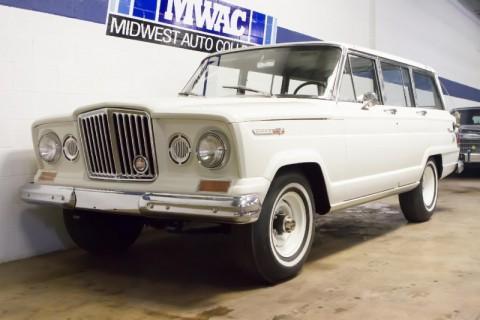 1966 Jeep Wagoneer zu verkaufen