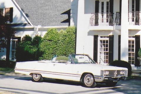 1968 Imperial Crown Convertible zu verkaufen