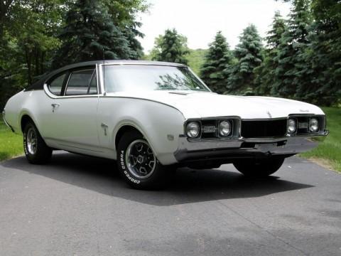 1968 Oldsmobile Cutlass zu verkaufen