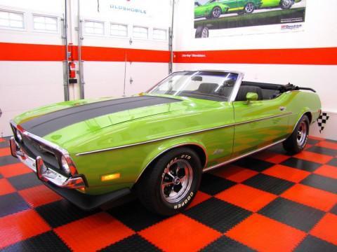 1972 Ford Mustang Convertible zu verkaufen