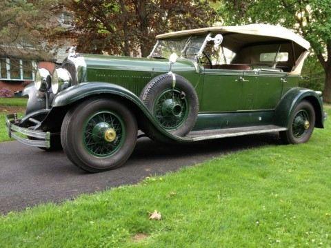 1928 Chrysler Imperial DC Phaeton LeBaron zu verkaufen