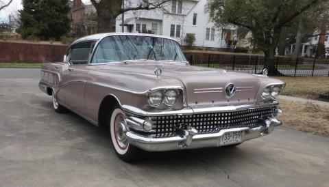1958 Buick Limited zu verkaufen