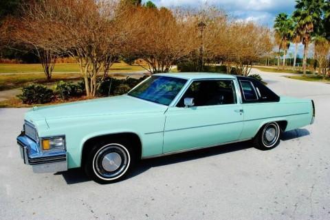 1978 Cadillac DeVille zu verkaufen