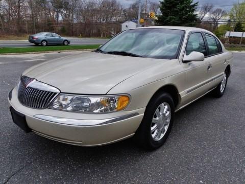 1999 Lincoln Continental zu verkaufen
