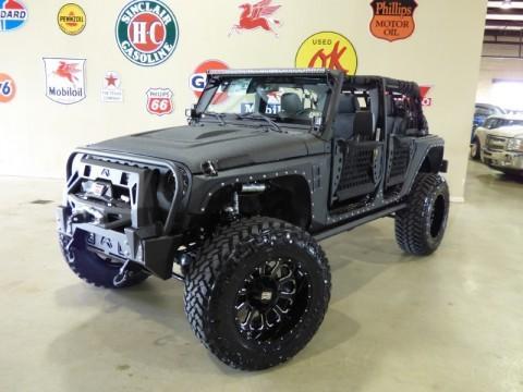 2015 Jeep Wrangler zu verkaufen