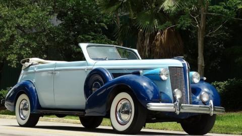 1937 Buick Phaeton zu verkaufen