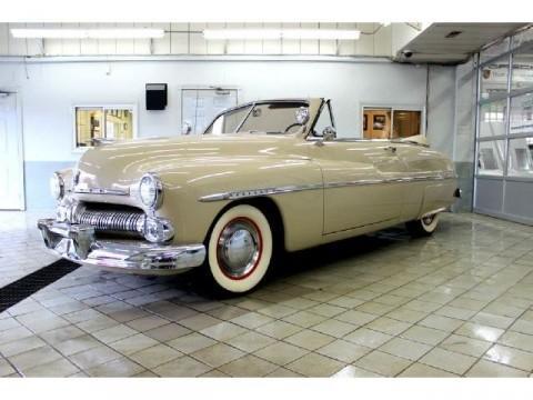 1950 Mercury Convertible zu verkaufen