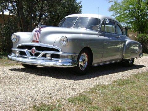 1951 Pontiac Coupe zu verkaufen