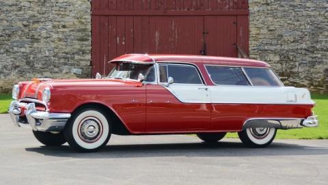 1955 Pontiac Safari zu verkaufen