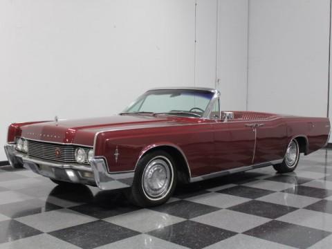 1966 Lincoln Continental zu verkaufen