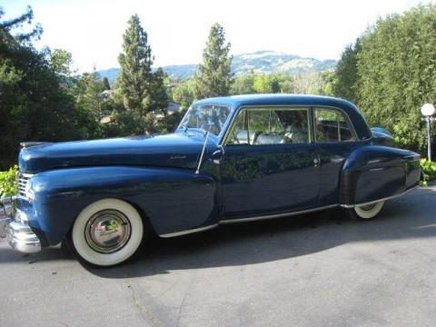 1947 Lincoln Continental zu verkaufen