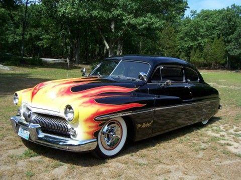 1950 Mercury Coupe zu verkaufen