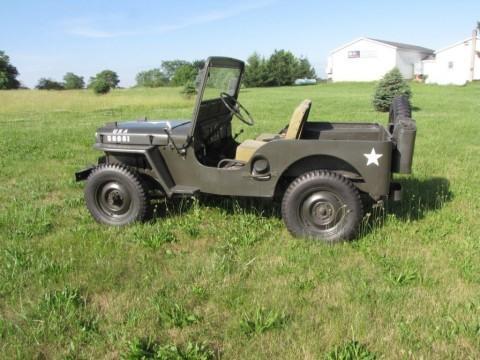 1952 Jeep Willys zu verkaufen