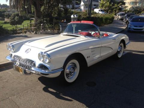 1959 Chevrolet Corvette zu verkaufen