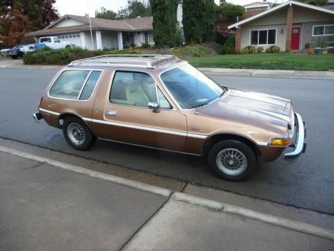 1979 AMC Pacer zu verkaufen
