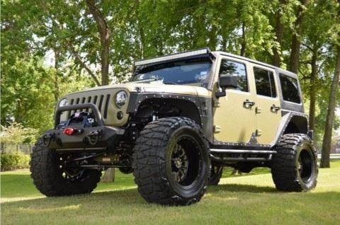 2013 Jeep Wrangler zu verkaufen