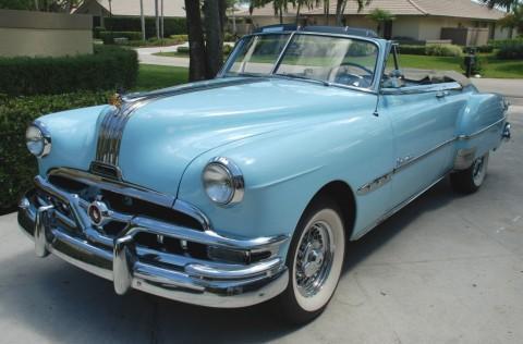 1951 Pontiac Chieftain Convertible zu verkaufen