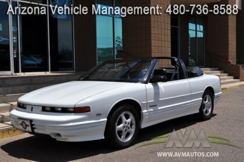 1994 Oldsmobile Cutlass Supreme Convertible zu verkaufen