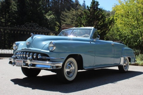 1951 DeSoto Custom Convertible zu verkaufen