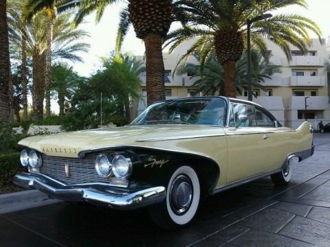 1960 Plymouth Fury zu verkaufen