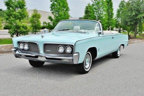 1964 Imperial Convertible zu verkaufen