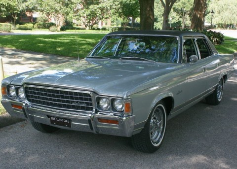 1969 AMC Ambassador SST zu verkaufen