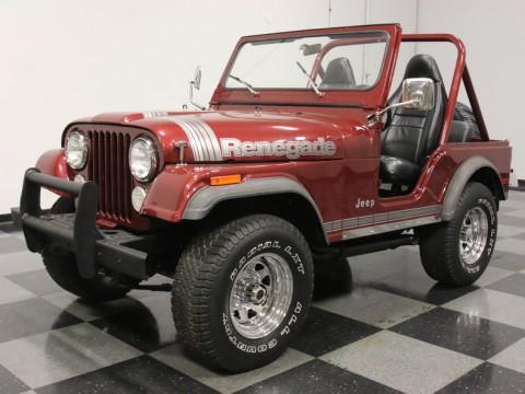 1980 Jeep CJ 5 zu verkaufen