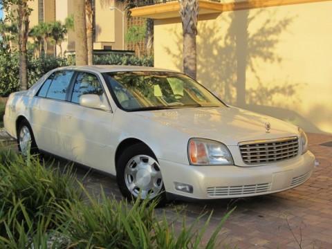 2001 Cadillac DeVille zu verkaufen