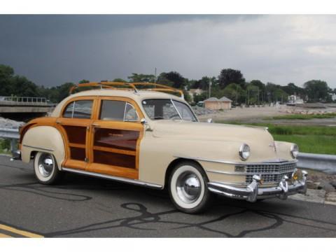 1947 Chrysler Town & Country zu verkaufen