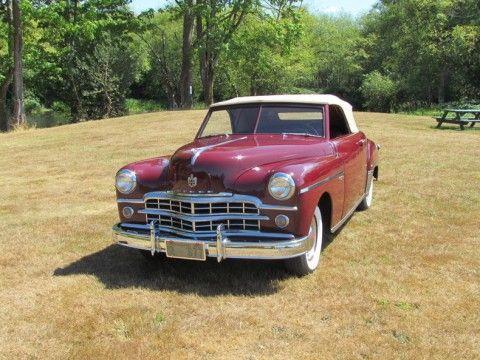 1949 Dodge Wayfarer Convertible zu verkaufen