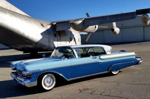 1957 Mercury Turnpike Convertible zu verkaufen