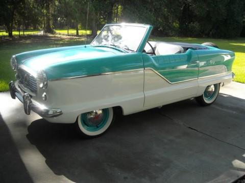 1959 Nash Metropolitan Convertible zu verkaufen