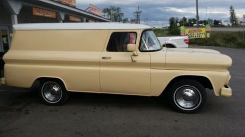 1961 Chevrolet Panel zu verkaufen