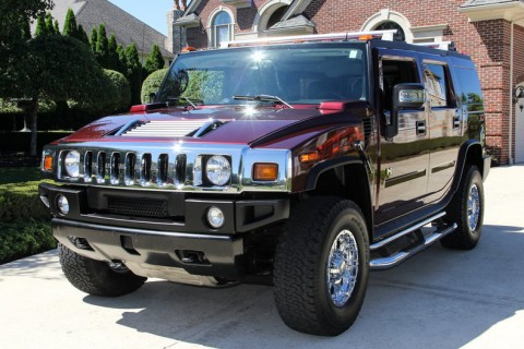 2007 Hummer H2 zu verkaufen
