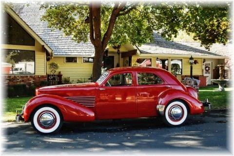 1937 Cord Beverly zu verkaufen