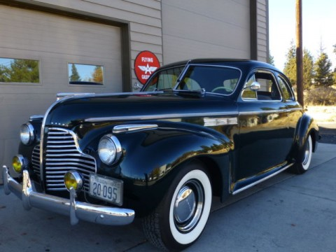 1940 Buick Super Eight zu verkaufen