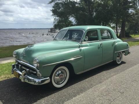 1951 Plymouth Cranbrook zu verkaufen